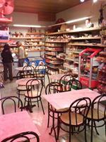 Restaurant und Shop