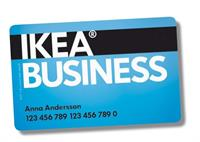 IKEA BUSINESSCARD