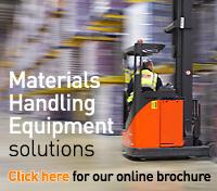 Elektronische Stapler & Equipment Management