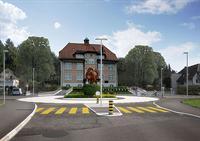 Ingenieurbau - Kreisel, Fislisbach