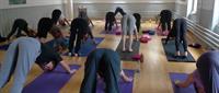 Yogakurse / Yogaklassen