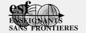 esf EINSEIGNANTS SANS FRONTIERES Logo