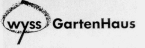 wyss GartenHaus Logo