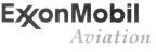 ExxonMobil Aviation Logo