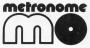 metronome mo Logo