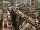 «Ehrgeiziges Ziel»: Verkehr im Zentrum von Tokio.