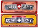 Aus Swiss wird Royal Army.