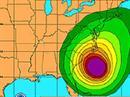 Prognose des «National Hurricane Centers».