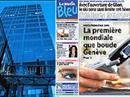 «Le Matin Bleu» brachte Edipresse gute Umsätze.