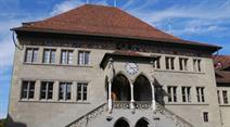 Rathaus Bern.