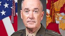 Der General des Marinekorps, Joseph Dunford.