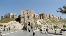In Aleppo soll es zwei Tage ruhig bleiben.