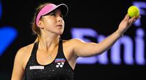 Belinda Bencic rückt in der Weltrangliste auf Rang 11 vor.