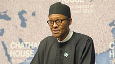 Muhammadu Buhari hat die Nase vorne.