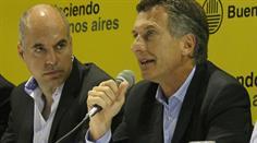 Mauricio Macri löst Christina Fernández de Kirchner ab.