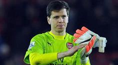 Torhüter Wojciech Szczesny verlässt vorläufig Arsenal.
