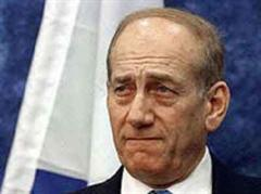 Olmert will die moderaten Kräfte um Palästinenserpräsident Mahmud Abbas stärken.
