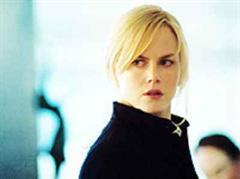 Wie man sich bettet, so liegt man: Nicole Kidman.
