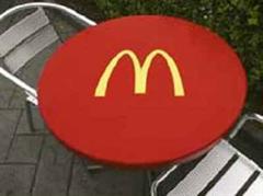 McDonald´s betreibt in der Schweiz 145 Restaurants.