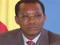 Tschads Präsident Idriss Deby.