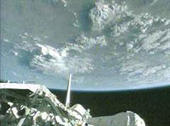 Die Atlantis war 13 Tage im Weltall.
