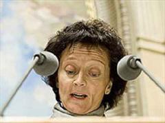 Eveline Widmer-Schlumpf bleibt standhaft.