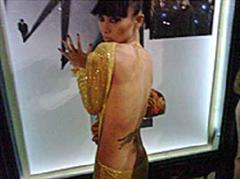 Bai Ling an der X-Files-Premiere: «When I dress sexy I feel sexy.....»