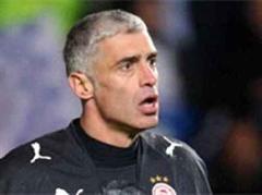 Olympiakos Goalie Antonis Nikopolidis. (Archivbild)