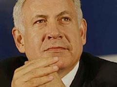 Forderte weitere Strafmassnahmen: Benjamin Netanjahu.