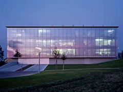 Kudelski-Hauptsitz in Cheseaux.