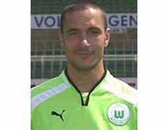 Tomislav Maric, Hoffnungsträger bei Wolfsburg.
