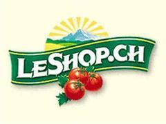 Einkaufsportal LeShop.ch.