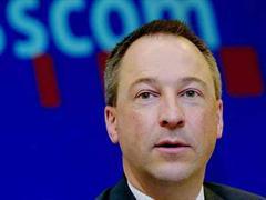 Swisscom CEO Jens Alder.