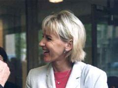 Brüsseler Umweltkommissarin Margot Walström.