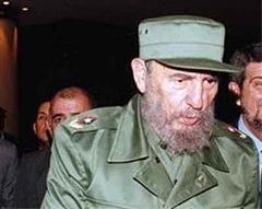 Fidel Castro: «Kuba ist bereit zu helfen.»