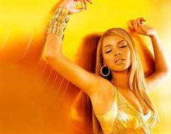 Beyoncé zeigt sich freizügig.