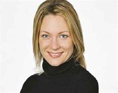 3sat-Moderatorin Eva Wannenmacher ist verliebt.