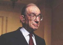 Alan Greenspan verliess 2006 die US-Notenbank.