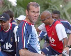 Frankreich mit Zidane wird als Top-Titelanwärter gehandelt.