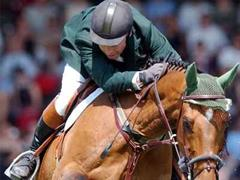O'Connors Pferd sei an Olympia gedopt gewesen.
