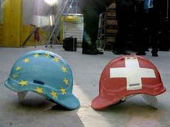 Die Schweizer Wirtschaft ist überzeugt: Ein EU-Beitritt hätte mehr Nachteile als Vorteile.