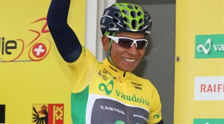 Nairo Quintana greift nach dem Gesamtsieg.
