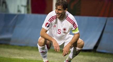 Lorik Cana könnte nach der EM zu Super League-Aufsteiger Lausanne-Sport wechseln.