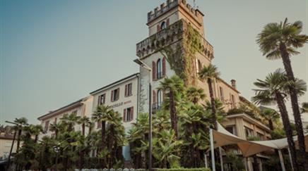 Albergo Castello Seeschloss in Ascona