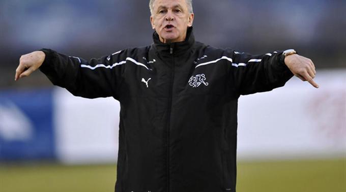 Auf wen kann Trainer Ottmar Hitzfeld zählen?