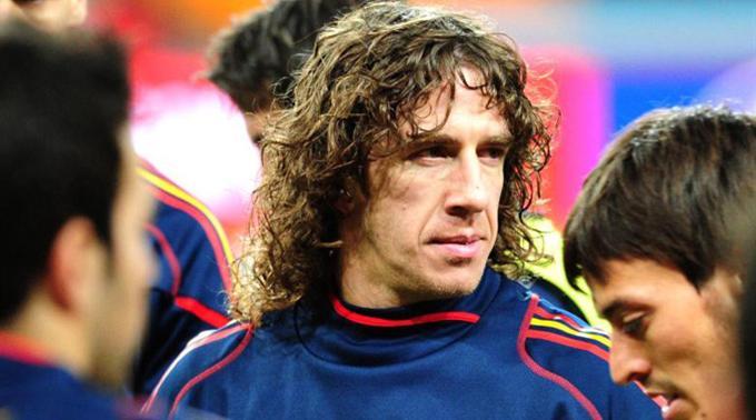 Carles Puyol.