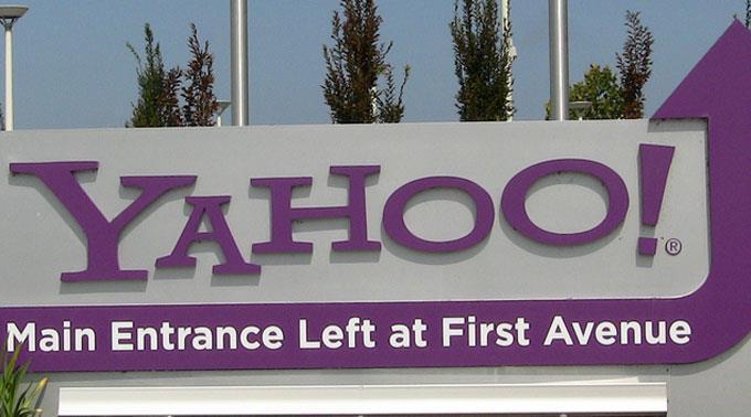 Yahoo kämpft gegen den stetigen Rückgang der Werbeerlöse.