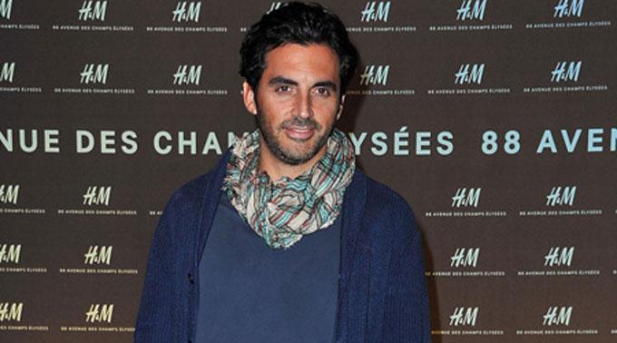 Givenchy Designer Riccardo Tisci.