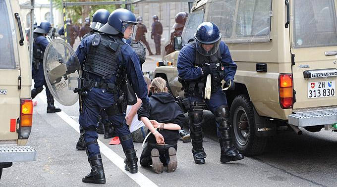 Polizeilicher Ordnungsdienst