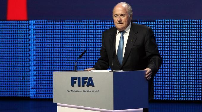 Fifa-Präsident Sepp Blatter fühlt sich bestätigt.
